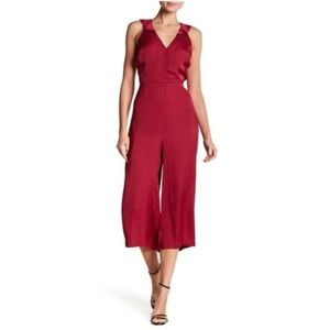 Parker Romper Jumpsuit beautiful rose/pink color